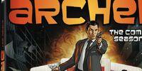 Archer: Season 1 (DVD)