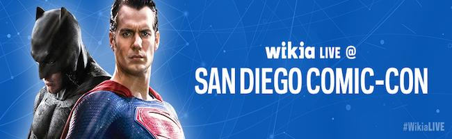 Wikia Live SDCC 2015