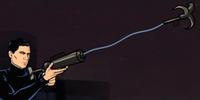 Grappling Hook Gun