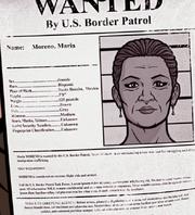 Maria Moreno wanted