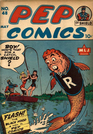 Pep Comics Vol 1 48