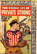Double Life of Private Strong Vol 1 1