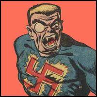 Baron Gestapo (Earth-MLJ) of Jackpot Comics Vol1 06