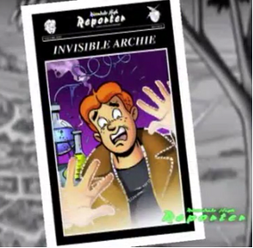 Invisible Archie Intro