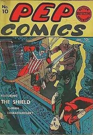 Pep Comics Vol 1 10