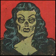 Tyra (Earth-MLJ) of Pep Comics Vol1 16 0001