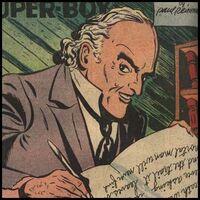 Edward Fearing (Earth-MLJ) of Top-Notch Comics Vol1 26