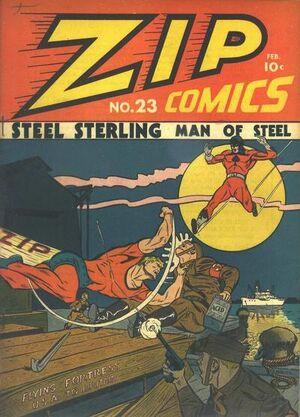 Zip Comics Vol 1 23