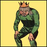 King Ogre (Earth-MLJ) of FlyMan Vol1 32