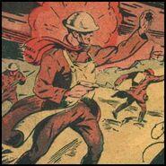 John Whitney (WWI) (Earth-MLJ) Top-Notch Comics Vol 1 01 0001