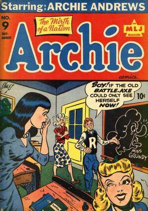 Archie Vol 1 9