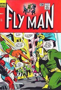 Fly Man Vol 1 31