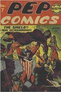 Pep Comics Vol 1 7