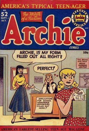 Archie Vol 1 52