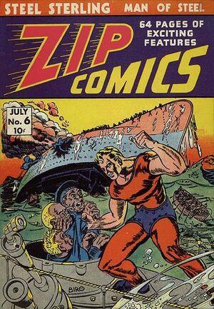 Zip Comics Vol 1 6