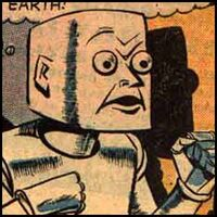 Metal Master I (Earth-MLJ) of Adventures of the Fly Vol 1 14