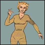 Lydia Fellin (Earth-MLJ) of Jaguar Vol1 04