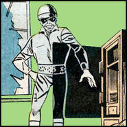 Louis Krawl (Earth-MLJ) of Mighty Comics Vol1 42