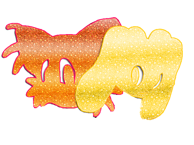 File:Tails x cream silhouette glitter by flopisega-d56w1s5.png