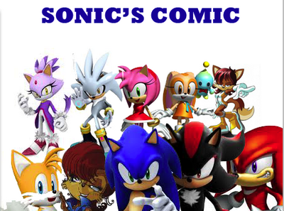Sonic's Comic