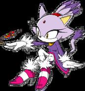 8. Blaze The Cat