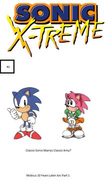 Sonic Xtreme -1