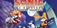 Sonic Archives Volume 6