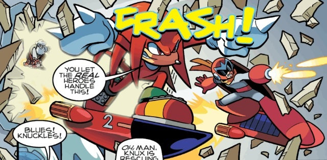 File:Knuckles and Proto Man.jpg