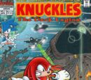 Archie Knuckles the Echidna Issue 1