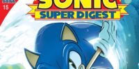 Sonic Super Digest Issue 15