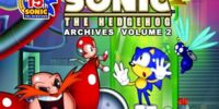 Sonic Archives Volume 2