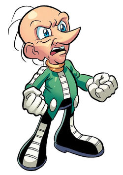 Snively Robotnik Profile