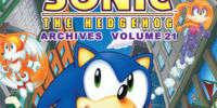 Sonic Archives Volume 21
