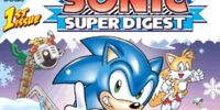Sonic Super Digest Issue 1