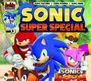 Sonic Super Special Magazine Issue 13
