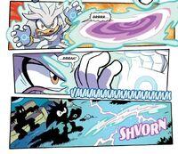 Silver closes portal