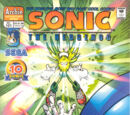 Archie Sonic the Hedgehog Issue 101