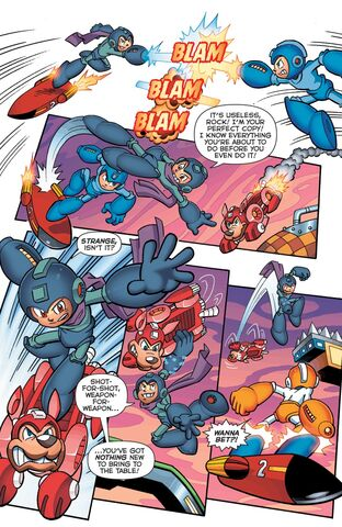 File:Copy Robot Battles Mega Man.jpg