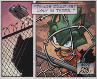 Scourge in Jail