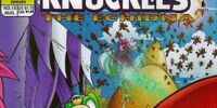 Archie Knuckles the Echidna Issue 15