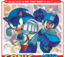 Sonic/Mega Man: Worlds Collide: The Complete Epic