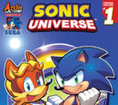 Archie Sonic Universe Issue 95