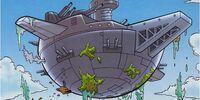 Battle Fortress/Pre-SGW