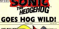 Archie Sonic the Hedgehog Issue 27