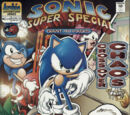 Archie Sonic Super Special Issue 10