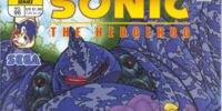 Archie Sonic the Hedgehog Issue 96