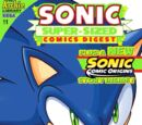 Sonic Super-Sized Comics Digest Issue 11