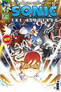 Sonic Panini Comics 3