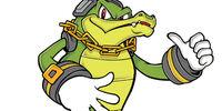 Vector the Crocodile/Pre-SGW
