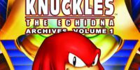 Knuckles Archives Volume 1